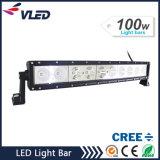 도로 빛 결합 광속 LED 표시등 막대 100W 크리 말 떨어져 램프 LED 일 바 LED를 모는 트럭 LED