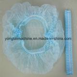 Singola protezione non tessuta elastica elastica e doppia della striscia che fa macchina