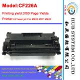 Cartucho Láser compatible para tóner HP CF226A (26A)