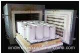 ISO9001証明書が付いている熱する陶磁器のるつぼ