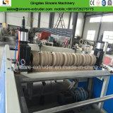 Gewölbter Blatt-Extruder ASA-Belüftung-2-Layers, der Maschine herstellt