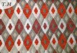 Tela de tapicería clásica del Chenille del diseño de Panamá (fth31891)