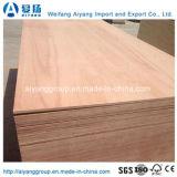 China Fabricante compensado de madeira comercial no preço de venda por grosso
