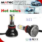 직업적인 제조자 H4 H7 H11 9005 9006의 옥수수 속 LED 차 헤드라이트