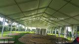 Tente de banquet amovible en marbre pour fête de mariage 12X30m