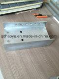 Столб горячего DIP панели солнечных батарей гальванизированный стальной