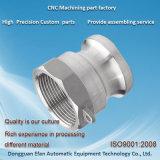 De assemblerende Gedraaide Delen van de Draaibank van het Malen van het Aluminium van de Precisie van de Dienst Beschikbare CNC