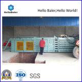 Het binden van Automatische Horizontale het In balen verpakken Machine met Ce- Certificaat