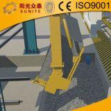 AAC Block-Maschinen-vollautomatischer Block, der Maschine bildet