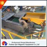 Composto dei metalli magnetici che puliscono Syetem per le palline non metalliche o elaborare di materiali degli scarti