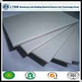 Tablero comprimido del cemento de la fibra del panel de apartadero de la pared exterior
