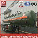 부식성 액체 납품을%s 반 세 배 차축 40000L 탱크 트레일러