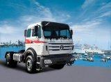 중국 트럭 북쪽 벤츠 Beiben 6*4 트랙터 헤드