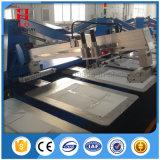 Carrusel rotativo Oval Textil Camisetas Serigrafía máquina