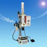 Julio Jlya de buena calidad de la marca Modelo 300 Kgs presión pequeña prensa neumática Máquina para plásticos