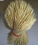 Brochetas de bambu Skewers de sushi Brocheiras de flores