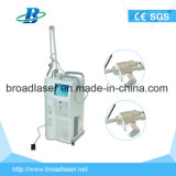 Machine van de Schoonheid van Co2 van de Apparatuur van de laser de Verwaarloosbare