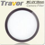 Hermoso diseño de marca Travor 55mm Filtro de la cámara