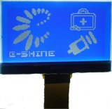 12836 Type graphique Stn DOT Matrix Module LCD OLED
