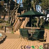 WPC Garten Belüftung-Fußboden für Außenseite