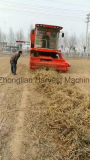 Ceifeira da máquina desbastadora para a colheita molhada do amendoim