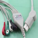 Kabel der Datex-einteiliges Reihen-ECG mit Leitungsdrähten (AMD Y0008A5A)