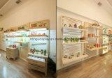 良質の低価格の小売商の構成の装飾的な陳列台