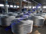 Rod di alluminio Continuous Casting e Rolling Line