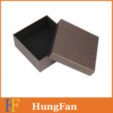 Подгонянная коробка подарка упаковки бумаги вычуры картона/коробка подарка упаковывая