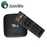 Tx2 Doos van 6.0 TV van Rockchip Rk3229 de Androïde