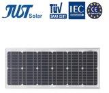 Mono панель солнечной силы 20W с 25 летами гарантированности