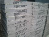Titre de plafond de gypse stratifié par PVC pour le plafond