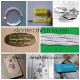20W de draagbare MiniLaser die van de Vezel van het Metaal Teller voor Verkoop merken