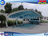 Steel Frame Canopy/Awning Carport Coverd with Punt