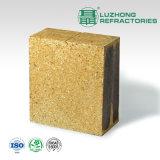 Le silicium en brique réfractaire Mullite GM1650