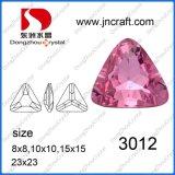 KristallPointback fantastische Steinglasraupen für Jewellry
