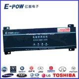 Batterie d'ion de lithium rechargeable de bicyclette électrique avec le système de gestion de batterie
