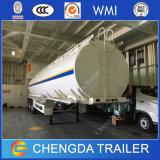 Rimorchio dell'autocisterna del serbatoio di combustibile dell'Tri-Asse 45000liters 11000gallon della Cina da vendere