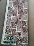 Zinc-Aluminum оцинкованного с покрытием пластины жесткой PU пены стены Сэндвич панели