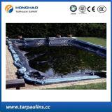 Encerado laminado PVC impermeável durável ao ar livre da fábrica de China