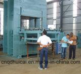 ゴム製空のマットの加硫の出版物機械