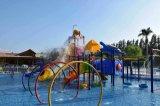 Verkoop en de Milieu Reuze Opblaasbare Apparatuur van het Park van het Water met Dia
