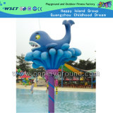 Parque Aquático Baleia for Kids Jogo da Água (HD-7101)