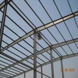 Helle Stahlkonstruktion-Fabrik-vorfabriziertwerkstatt vom Berufshersteller