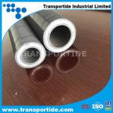 Eingewickelter Oberflächen-LÄRM En856 4sh/4sp hydraulischer Gummischlauch