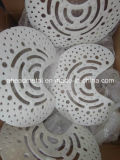 Produits de usinage de plastique de constructeur de la Chine