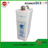1,2V 100Ah Ni-CD/ pilhas alcalinas recarregáveis Ni-CD Bateria para UPS