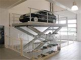 Scissor o elevador hidráulico do carro (SJG2.5-4.5)