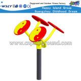 Équipement de conditionnement physique extérieur pour la roue de Tai Chi (HD-12202)