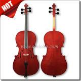 Étudiant Solidwood sculptés à la main de violoncelle (CG103)